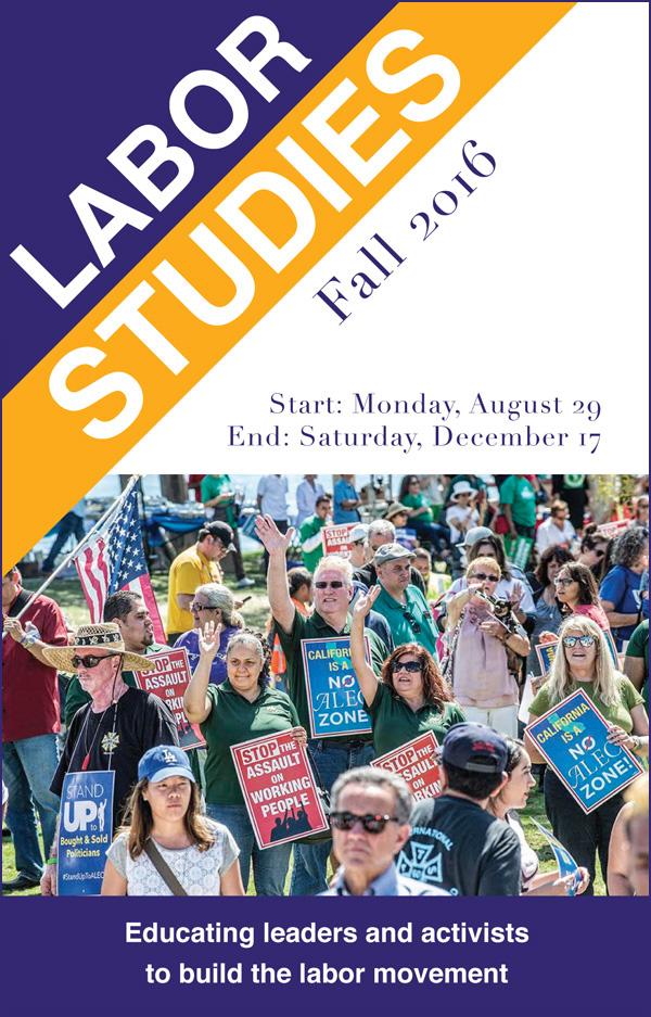 Labor Studies 2017