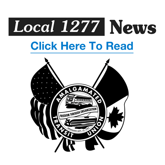 Local 1277 Newsletter - September 2017